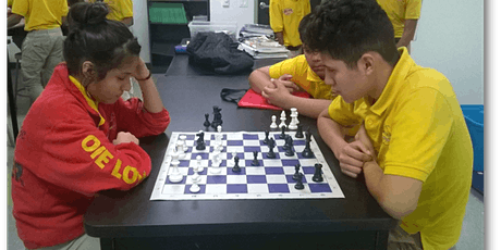 K.I.N.G. Chess League's October 2021 Scholastic Chess Tournament tickets