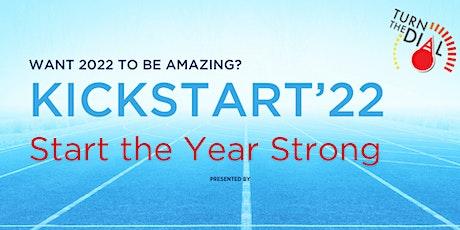 Kickstart 2022 Event tickets