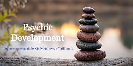 Psychic Development, Online Course tickets
