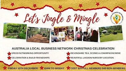 Celebrate, Network & Mingle Christmas Celebration - Business Networking tickets