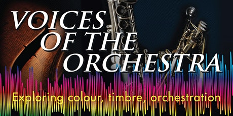 Voices of the Orchestra tickets