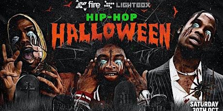 Hip Hop Halloween @ Fire & Lightbox | London Halloween 2021 tickets