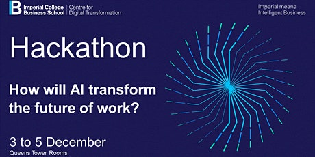 Hackathon - Artificial Intelligence - The future of work tickets