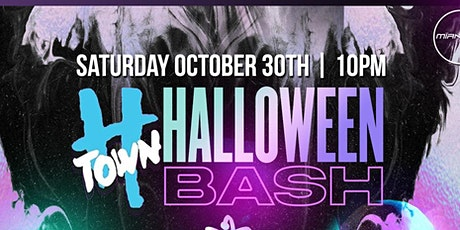 Htown Halloween tickets