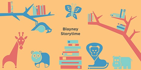 Blayney Library Storytime tickets
