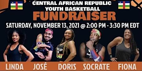 Central African Republic Basketball Fundraiser tickets