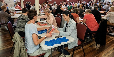 National Jigsaw Puzzle Competition 2022 tickets