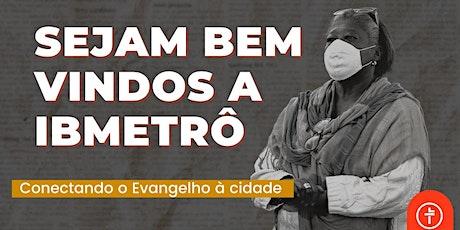 Celebração IBMetrô - 24.10.21 ingressos