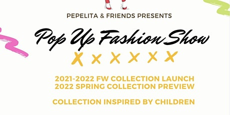 Pop Up Fashion Show tickets