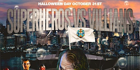 Liaison Yacht Club Day Party: Halloween Edition tickets