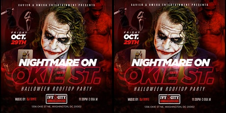 NIGHTMARE ON OKIE ST ROOFTOP PARTY. tickets