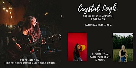 Crystal Leigh tickets