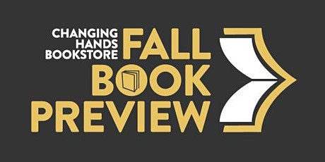 Changing Hands Bookstore Children's Fall Books Preview tickets