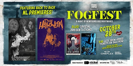 FOGFEST [LATE SHOW] - MUMMERING LEGENDS / THAT HALLOWEEN + Guests! tickets