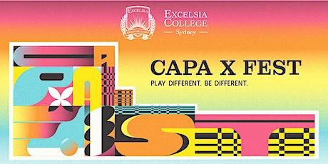 CAPA X FEST tickets