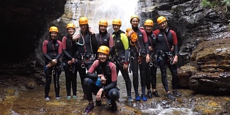 Women's Empress Canyon & Abseil Adventure // Saturday 5th March tickets