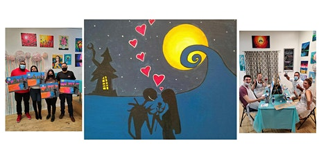 """BYOB Paint and Sip Event - """"Nightmare Before Christmas"""" tickets"""