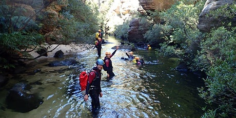 Women's Wallangambe Canyon Adventure // Sunday 13th March tickets