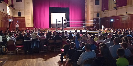 AMERICAN WRESTLING EPW SCARBOROUGH tickets
