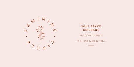 Feminine Circle NOVEMBER 2021 tickets