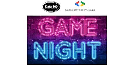 Google DevFest Game Night biglietti