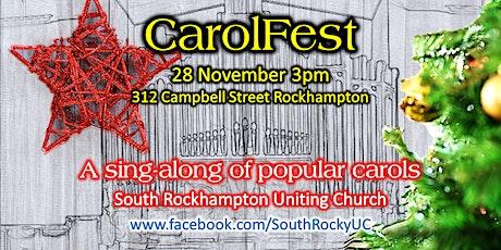 CarolFest Rockhampton tickets