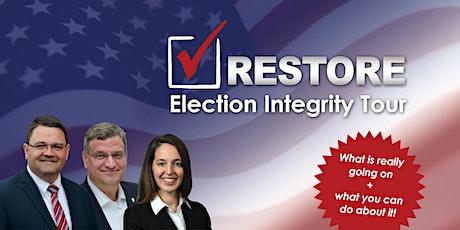 Election Integrity Tour - Pierceton tickets
