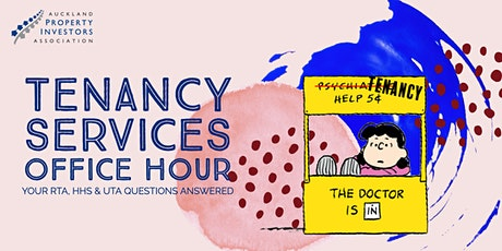 Tenancy Services office hour tickets