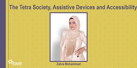 The Tetra Society, Assistive Devices and Accessibility tickets