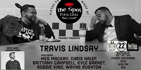 Pictou County Comedy Night at The Spot Bar and Grill tickets
