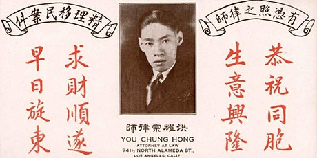 Y.C. Hong: Advocate for Chinese American Inclusion tickets