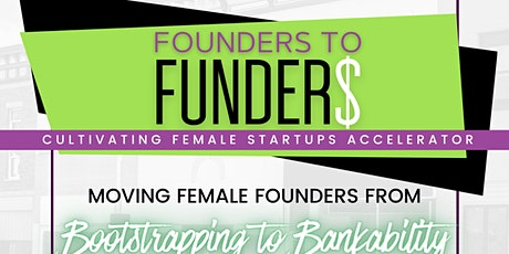 Founders to Funders Cohort - II Kick-Off tickets
