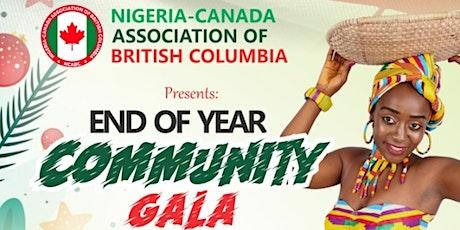 NCABC 2021 Community Gala tickets