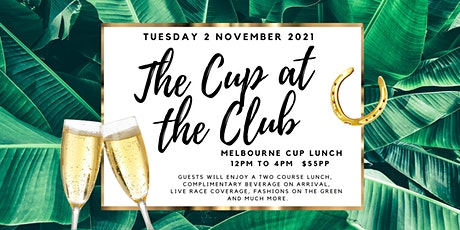 The Cup at the Club! tickets