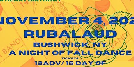 La Neve/ Taxi Vision/ Mike Etten/DJ Jennies- Dance Concert at Rubalaud tickets