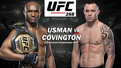 Skybox Fight Night! UFC 268: Covington vs Usman! tickets