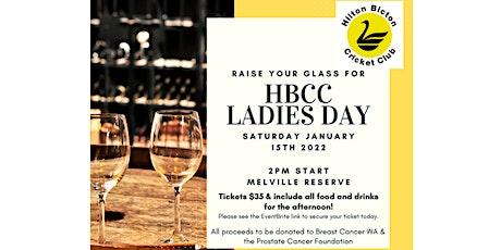 HBCC Ladies Day tickets