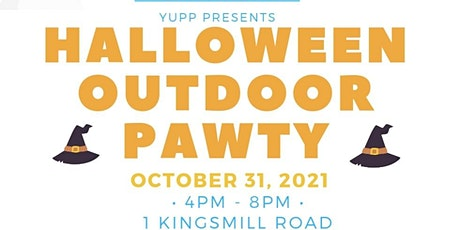 Halloween Outdoor Pawty tickets