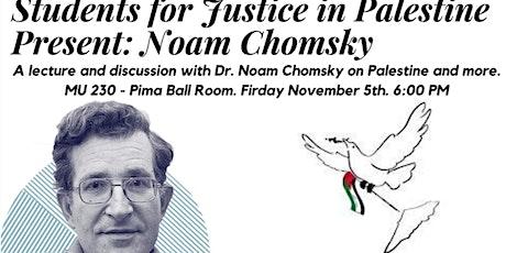 A Conversation with Noam Chomsky tickets