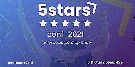 5 Stars Conf 2021 entradas