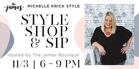 Styling Workshop with The James Boutique tickets