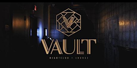 Certified Fridays @ Vault tickets