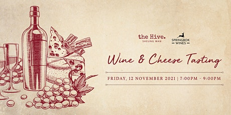 Springbok Wines, Biltong and Cheese Tasting Night tickets