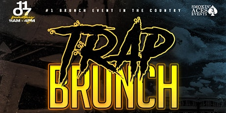 TRAP BRUNCH™: UCF Homecoming Edition by Smokin' Aces Events tickets