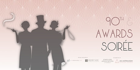 JAA Australasian Jewellery Awards and 90th  Soiree tickets