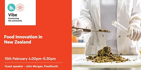 Food Innovation in New Zealand tickets