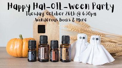 Happy Hal-OIL-Ween Party tickets