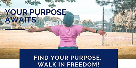 """Find Your Purpose - """"Do You Know Yours"""" - Friday, October 29th, 2021 - 11am tickets"""