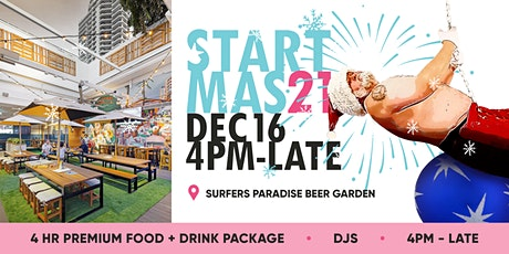 Merry StartMas - Gold Coast Startup Christmas Party tickets