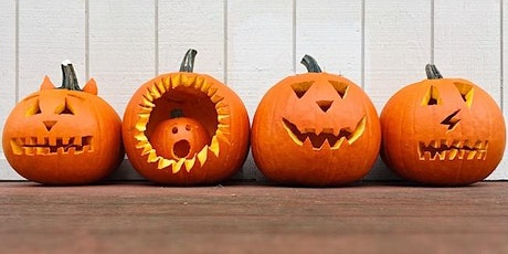 PUMPKIN CARVING at THE EXCHANGE, ILFORD tickets